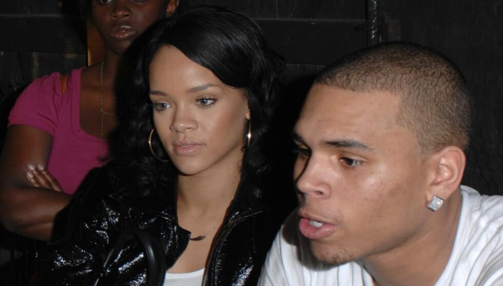 MISTET SIN BESTE VENN: Etter at Chris banket henne opp, følte Rihanna at hun hadde mistet sin beste venn. Foto: All Over Press