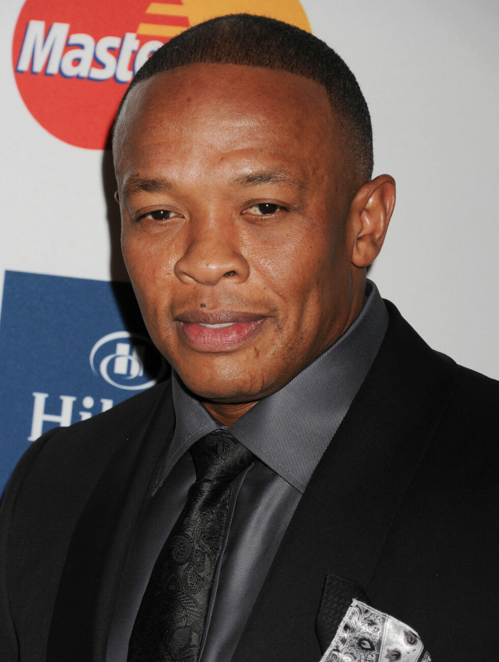 NUMMER #5: Plateprodusenten Dr. Dre (47) har jobbet med store artister som Eminem og Gwen Stefani. Han tjente 672,7 millioner kroner på ett år. Foto: All Over Press