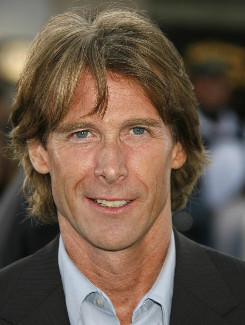 NUMMER #2: Michael Bay (47) er mannen bak actionfilmene «Transformers» og «Motorsagmassakren». Han tjente 978,5 millioner kroner det siste året. Foto: Fame Flynet