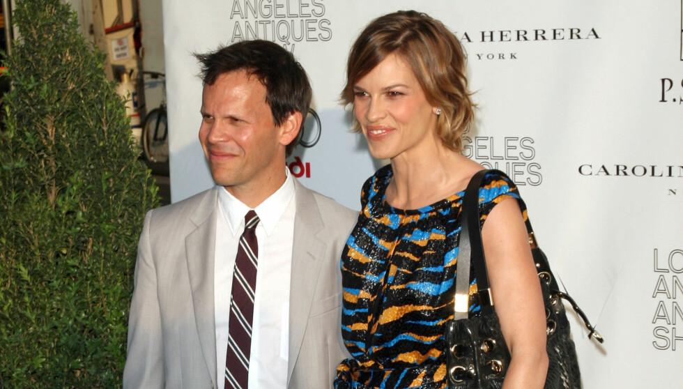 LYKKELIGE TIDER: Paret var lykkelige sammen i 2009. Foto: Stella Pictures