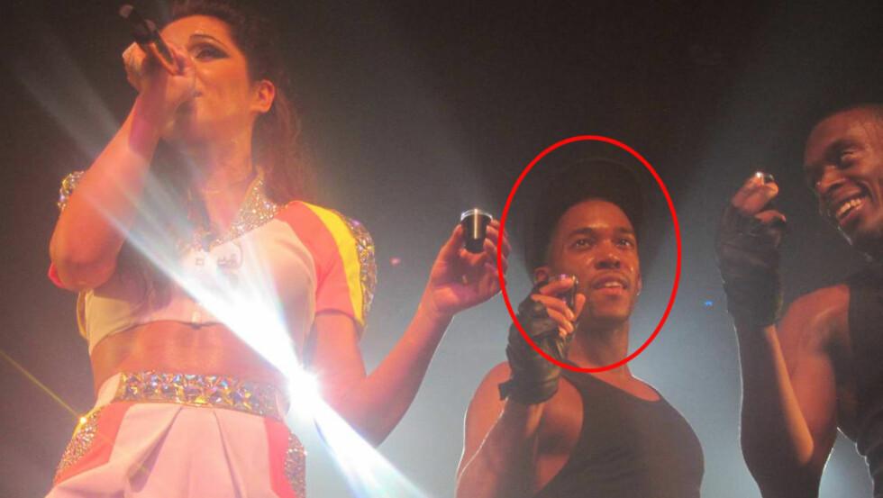 FANT KJÆRLIGHETEN PÅ SCENEN: Cheryl Cole skal ifølge The Sun ha funnet tonen med sin danser Tre Holloway. Foto: All Over Press