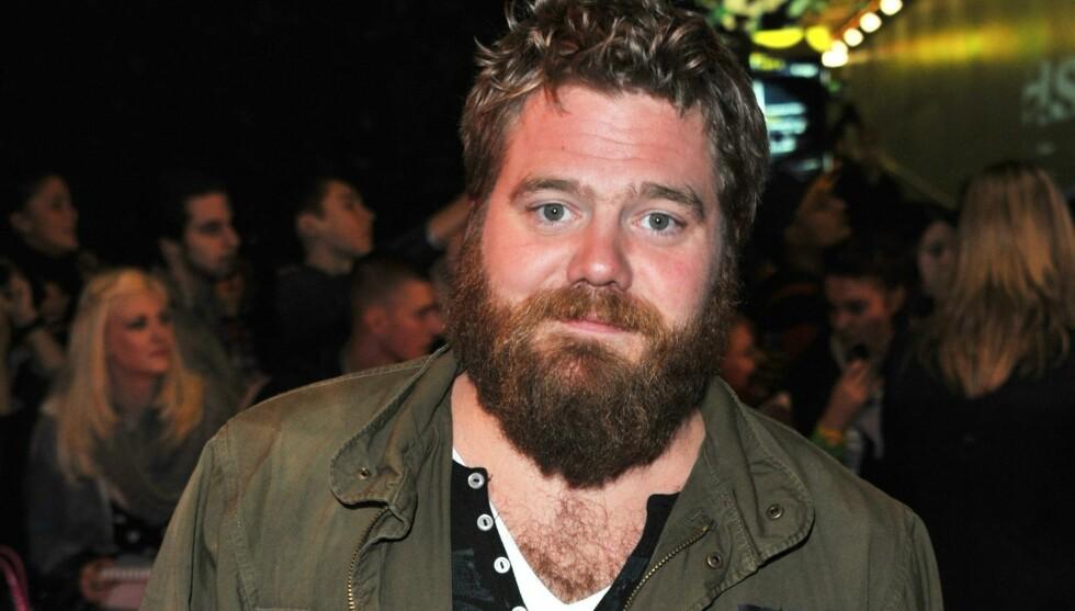 KJENT FOR Å VÆRE UFORSIKTIG: Ryan var kjent fra serien «Jackass», der programlederne likte å skade seg selv gjennom flere farlige stunts. Foto: All Over Press