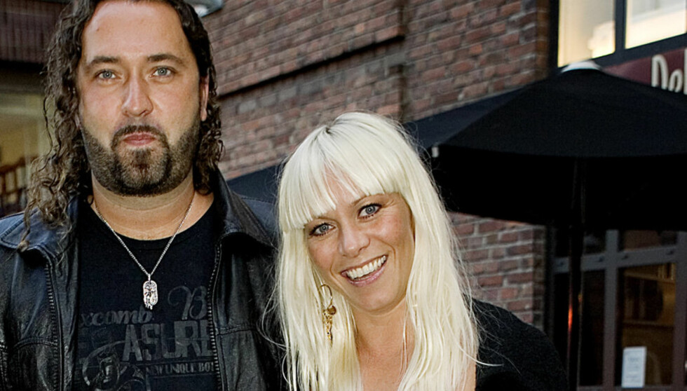 BRUD IGJEN: Marian Aas Hansen ogEirik-André Rydningen har vært kjærester siden 2007. Nå skal de gifte seg på nytt. Foto: Scanpix