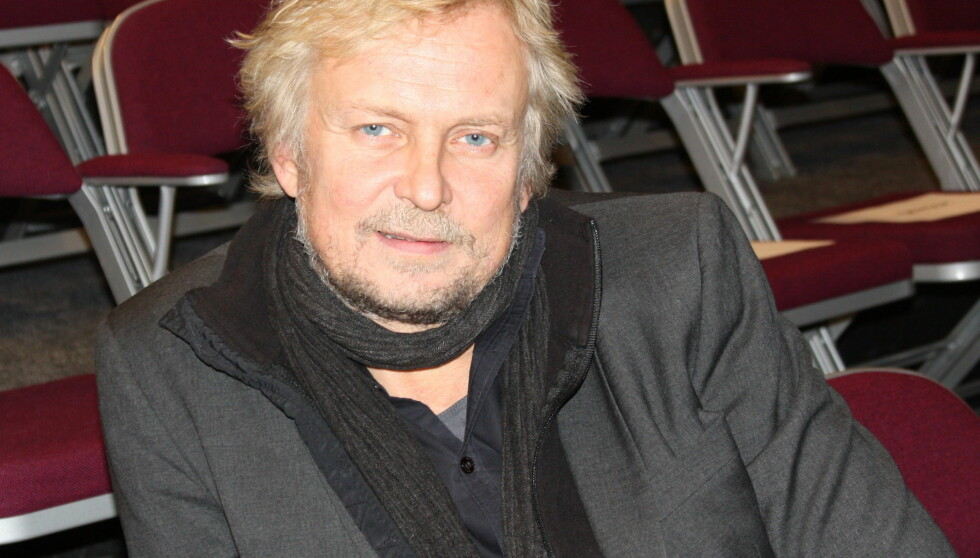 LA OM LIVET: Dennis Storhøi sier til VG at han er glad for at han i 2004 måtte legge om livet, etter at han pådro seg et magesår. Foto: Adéle C. Blystad/Sehoghør.no