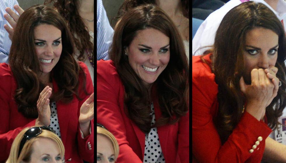 Her mister Kate fatningen