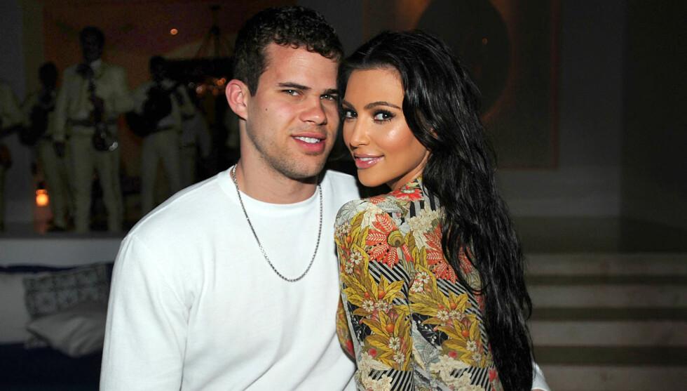 GÅR RETTENS VEI: Kris Humphries vil bevise at Kim Kardashian kun giftet seg for å tjene penger. Foto: All Over Press