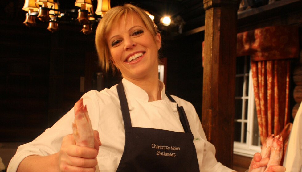 FIKK JA: Nå har TV-kokken giftet seg med kjæresten, John Anders Gaustad (32). Foto: TV 2