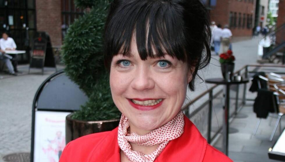 TUNGT: Den norske skuespilleren møtte veggen etter at hun ble mamma for første gang. Foto: Seoghør.no/Anders Myhren