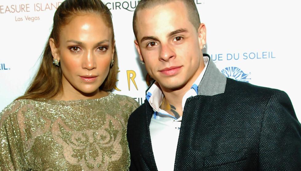 LEI AV KJÆRESTENS PARTYLIV: Jennifer Lopez skal være så lei av at kjæresten Casper Smart heller vil feste med kameratene etter hennes konserter, enn å være sammen med henne, at hun nå skal være klar for å avbryte forholdet. Foto: All Over Press
