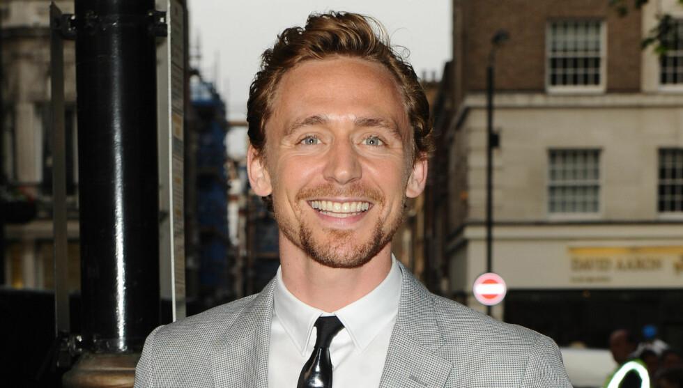 VERDENS HOTTESTE: Ifølge bladet Total Films lesere, er Tom Hiddleston verdens hotteste skuespiller. Han fikk mer enn 240.000 stemmer. Foto: FameFlynet