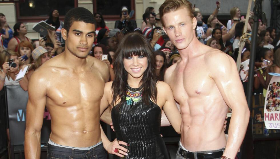 IDOL: Carly Rae kom på femteplass i «Canadian Idol» i 2007. Nå fortviler hun over stjålne nakenbilder. Foto: Fame Flynet