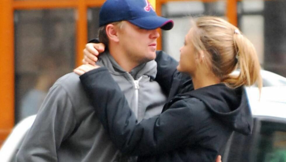BARE ØYNE FOR BAR: Leonardo DiCaprio har aldri kommet over eks-kjæresten Bar Refaeli. Nå vil han ha henne tilbake.  Foto: Stella Pictures