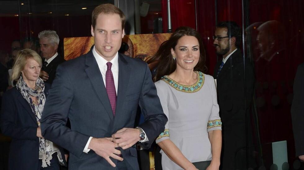 DÅRLIG SEXLIV: Kongeeksperter hevder det er sjeldent at prins William og hertuginne Kate har sex, og at de ikke vil få barn med det første.  Foto: All Over Press