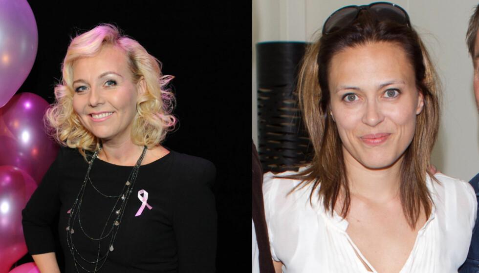 BYTTET KJÆRESTE: Bestevenninnene Linn Skåber og Ine Jansen har blant annet hatt samme kjæreste.  Foto: Stella Pictures