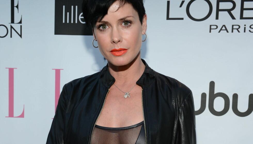 KASTET KLÆRNE: Lene Nystrøm poserer naken for danske S Magazine, og er svært fornøyd med resultatet.  Foto: Stella Pictures