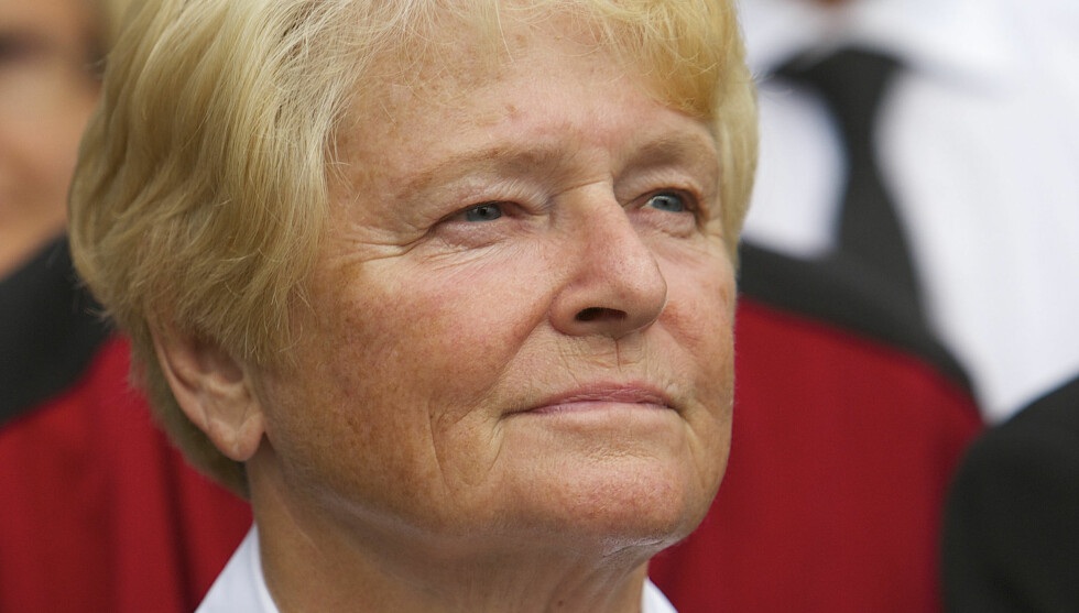 TUNGE MINNER: Gro Harlem Brundtland forteller at hun fortsatt er dypt påvirket av det som skjedde i Oslo og på Utøya 22. juli i fjor.  Foto: Stella Pictures