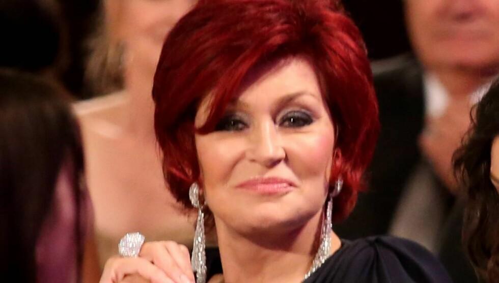 SIER OPP: Sharon Osbourne vil ikke lenger være en del av dommerpanelet i «America's Got Talent». Foto: All Over Press