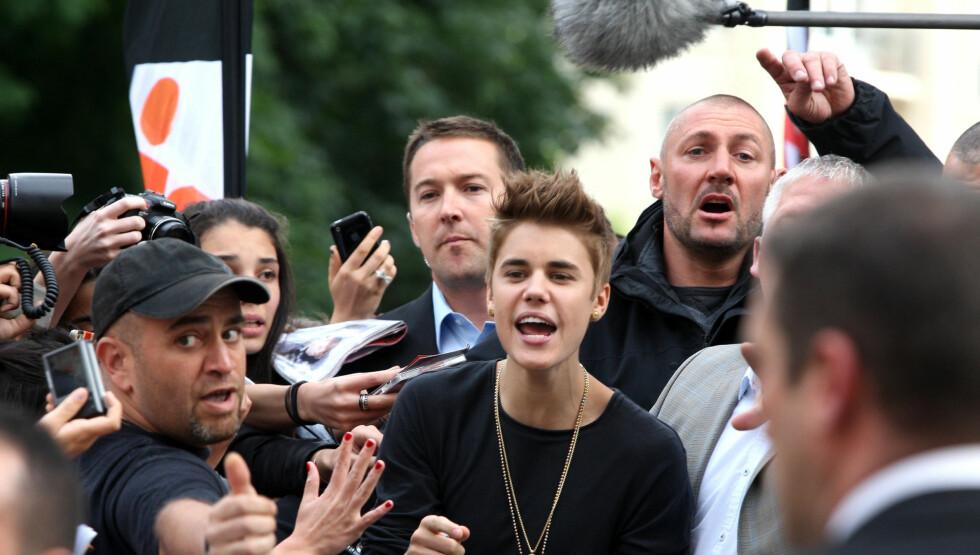 GJØR COMEBACK: Justin Bieber er en av verdens mest populære popartister. Nå vil han spille to konserter i Norge. Foto: Stella Pictures