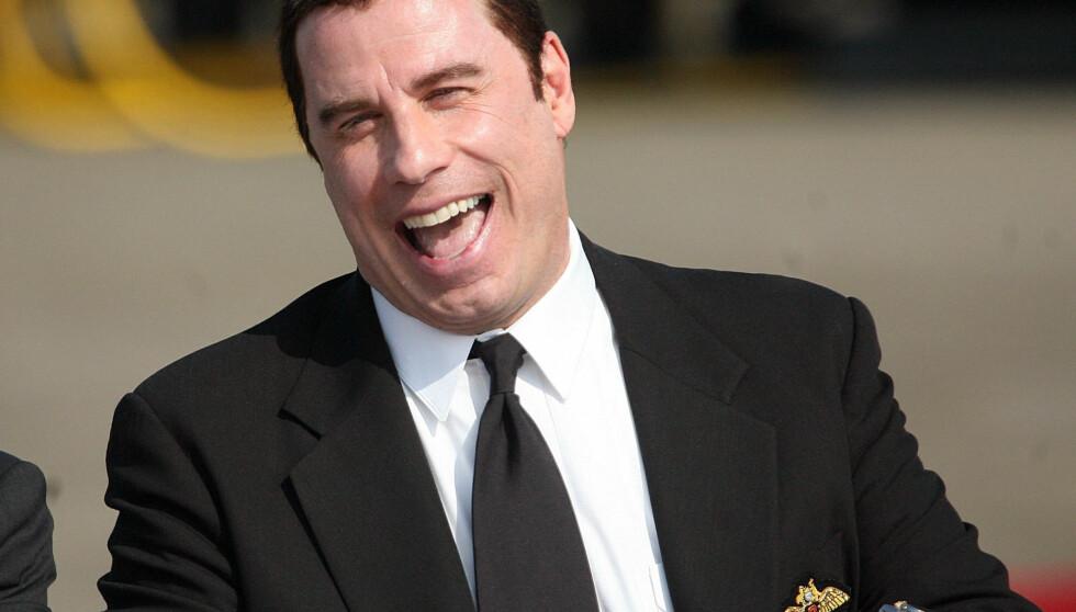 ANLLAGER I KØ: Siden mars har sex-anklagene regnet mot Travolta fra massører, piloter og nå en båtarbeider.  Foto: All Over Press