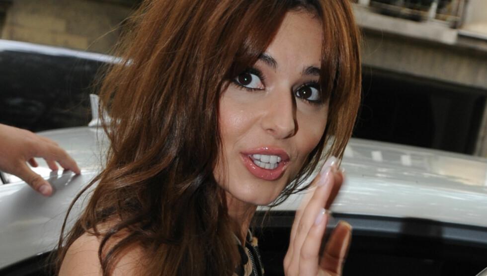 <strong>FRKYTET FOR LIVET:</strong> Popstjernen Cheryl Cole trodde hun skulle dø, da lyn slo ned foran flyet hennes i Frankfurt. Foto: Fame Flynet Norway