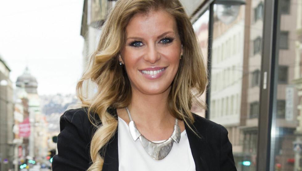 BLE RANET: TV-kjendisen Mari Haugersveen sier til Her og Nå at hun ble livredd da hun i forrige uke ble ranet av en kvinne i sin egen leilighet. Foto: Fame Flynet Norway