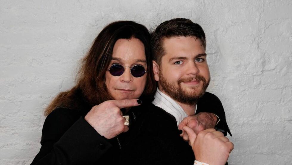 MISTET JOBBEN: Ozzy Osbournes sønn Jack sier han er forbannet etter at han fikk sparken fra et TV-show, kort tid etter at han fortalte at han lider av den kroniske sykdommen MS. Foto: All Over Press