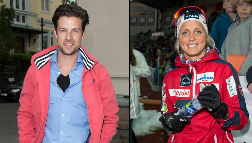 PRIPPEN?: Didrik Solli-Tangen tror Therese Johaug er prippen når det kommer til gutter. Foto: FameFlynet