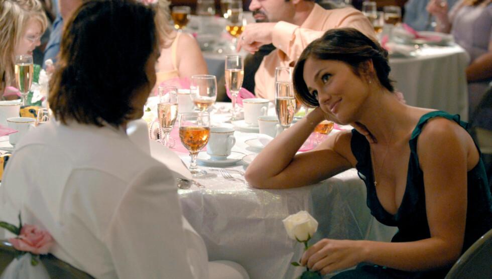 <strong>PÅ HEMMELIG DATE:</strong> Etter flere avvisninger skal «Friday Night Lights»-stjernen Minka Kelly i april ha sagt ja til å gå på date med filmstjernen Jake Gyllenhaal. Her er hun i en scene fra sin TV-serie, som her til lands sendes på TVNorge. Foto: TVNorge