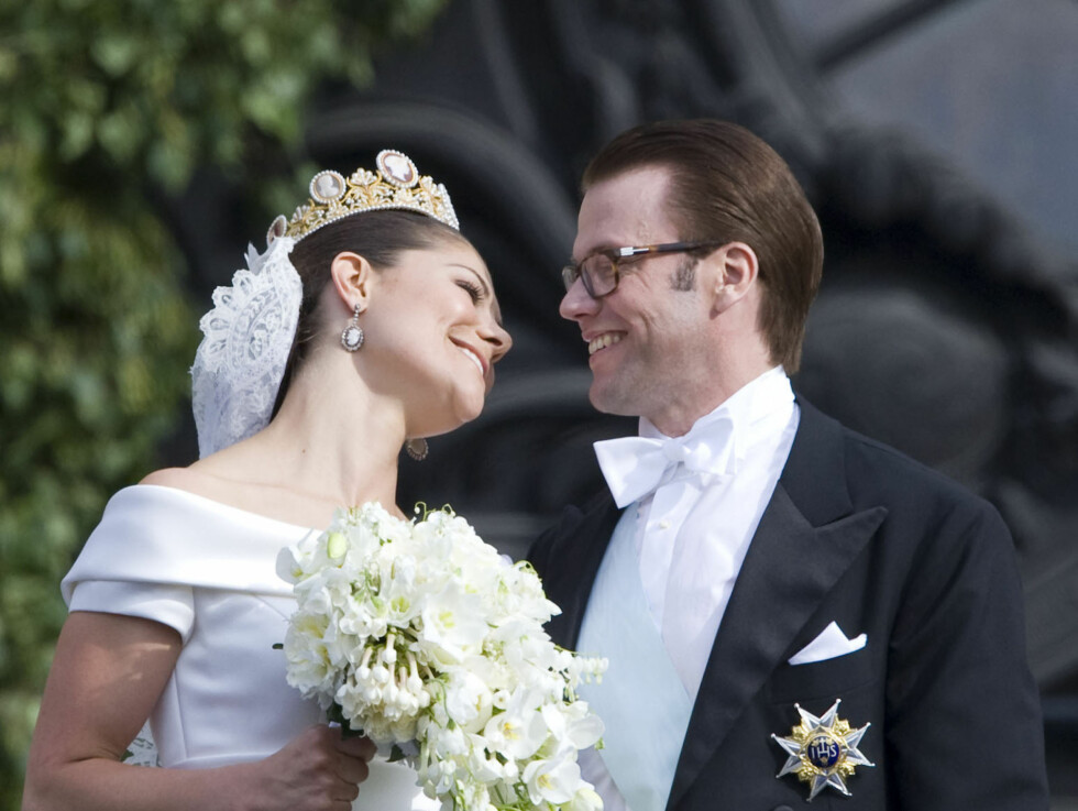 <strong>EKTE FØLELSER:</strong> Det tok ni år før Victoria endelig fikk sin prins. Foto: Stella Pictures