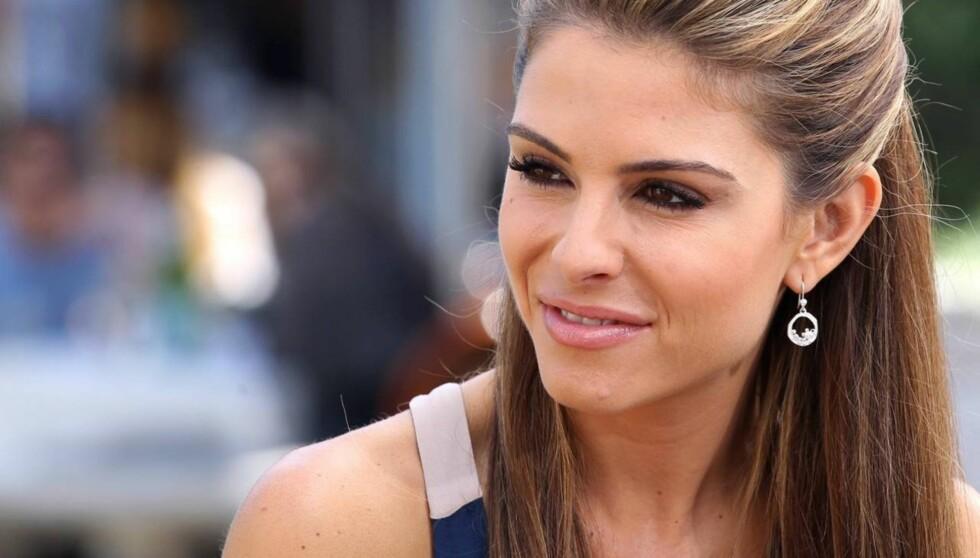 BLE MISBRUKT: Den amerikanske TV-stjernen Maria Menounos skal ha blitt utsatt for overgrep fra to forskjellige leger i forbindelse med medisinske behandlinger.  Foto: All Over Press