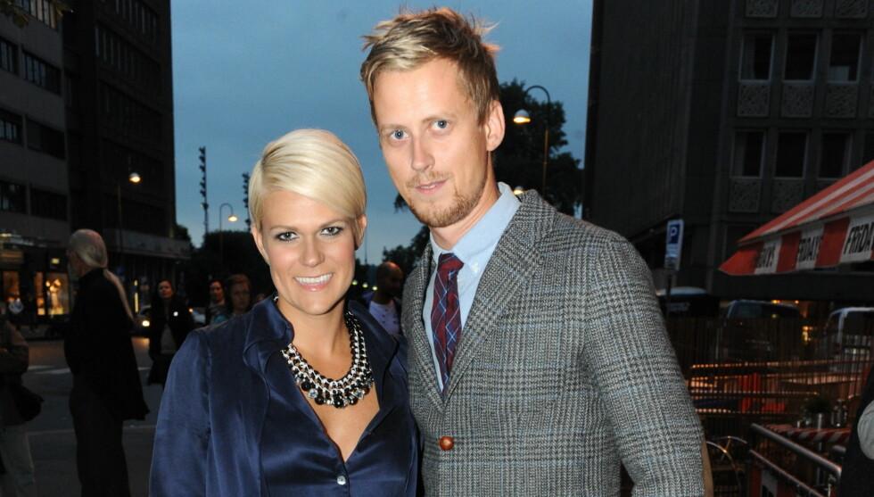 <strong>SAMBOERE:</strong> Sigrid Bonde Tusvik sier hun håper på å gifte seg med samboeren Martin Jøndahl. Foto: FameFlynet