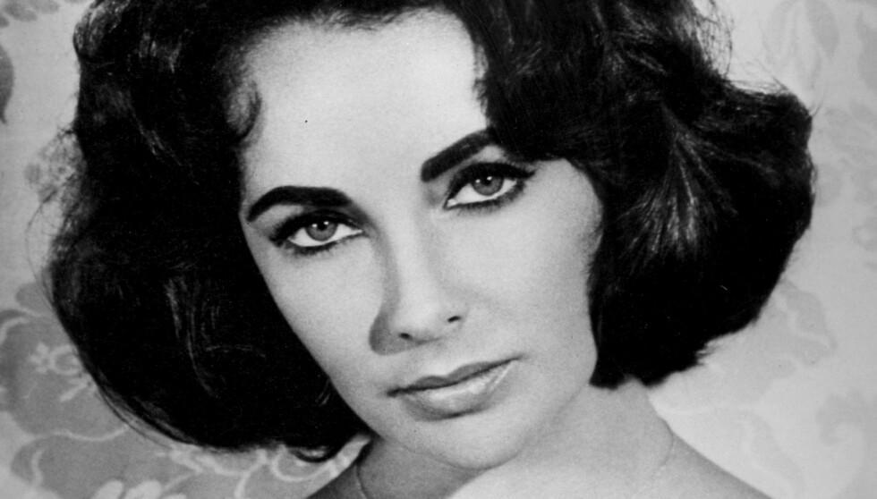 ORGINALEN: Elizabeth Taylor døde av hjertesvikt i fjor. Foto: Fame Flynet