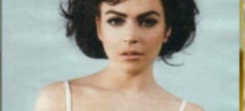 Her er hun som Elizabeth Taylor
