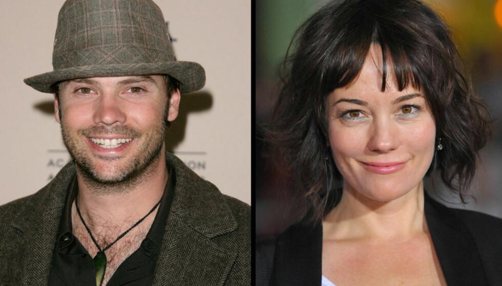 BLE FORELDRE: «Den syvende himmel»-stjernen Barry Watson fikk onsdag sitt første barn med skuespiller-kjæresten Natasha Wagner.