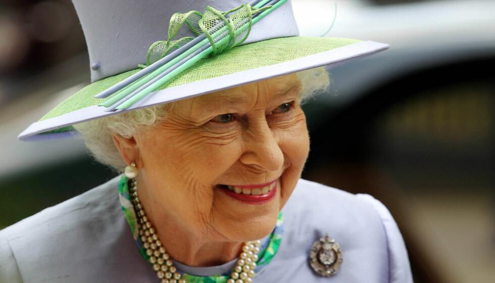 STOR FEIRIJNG: Dronning Elizabeth av Storbritannia får en travel jubileumshelg når hun feirer sine 60 år på tronen. Foto: Stella Pictures