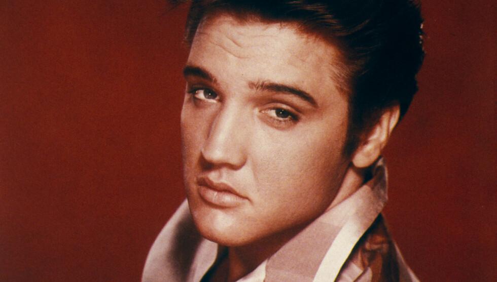 FORTSATT POPULÆR: Elvis Presley er fortsatt en av verdens mest populære artister - 35 år etter sin død. Foto: All Over Press
