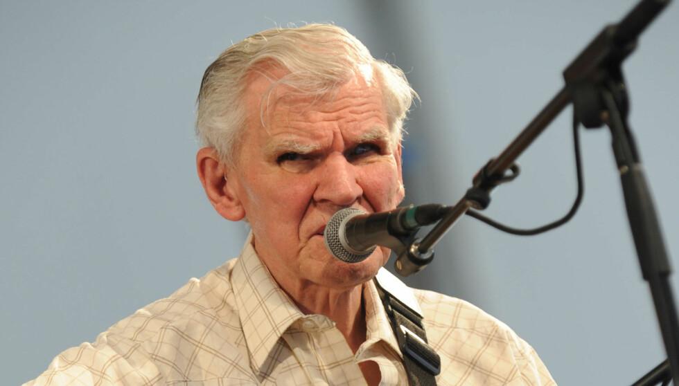<strong>GJORDE SUKSESS:</strong> Watson var en av de aller første artistene som gjorde suksess med sin innspilling av den verdenskjente låta «Tom Dooley». Foto: All Over Press