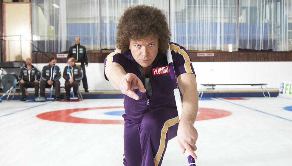 LA PÅ SEG FOR FILMROLLE: Kåre Conradi la på seg flere kilo for rollen som Stefan Ravndal i filmen «Kong Curling». Foto: Filmweb