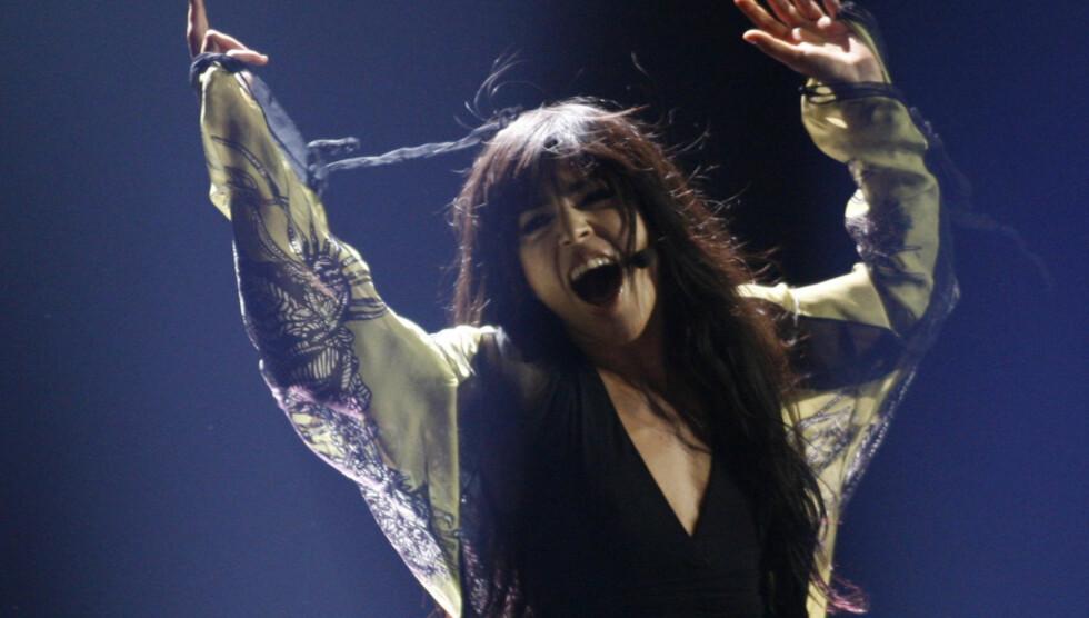 NORGESAKTUELL: 24. juni opptrer Loreen på Ullevaal Stadion i Oslo i forbindelse med det nye arrangementet Rimi Bowl.  Foto: Reuters