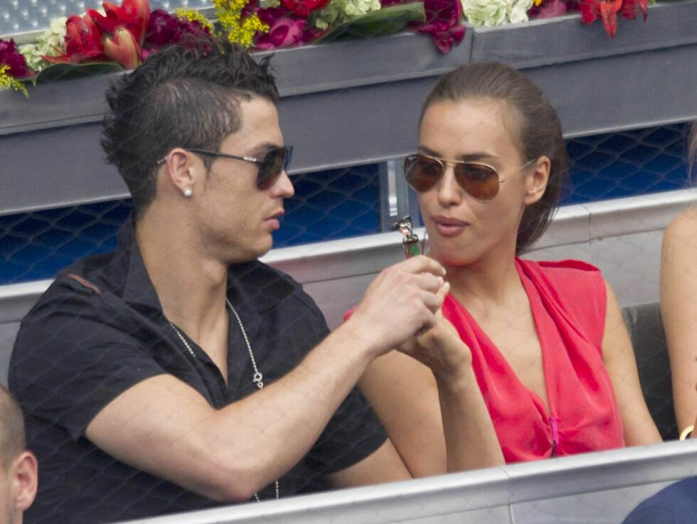 GIFTERMÅL?: Det spekuleres i om paret kommer til å gifte seg snart. Foto: Fame Flynet