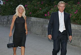 Røkke Jr. giftet seg