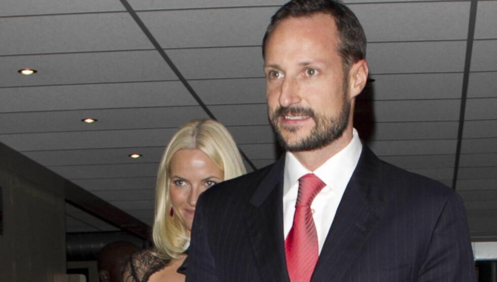 TAKKET JA: Kronprins Haakon har takket ja til å være beskytter for årets TV-aksjon. Foto: Stella Pictures