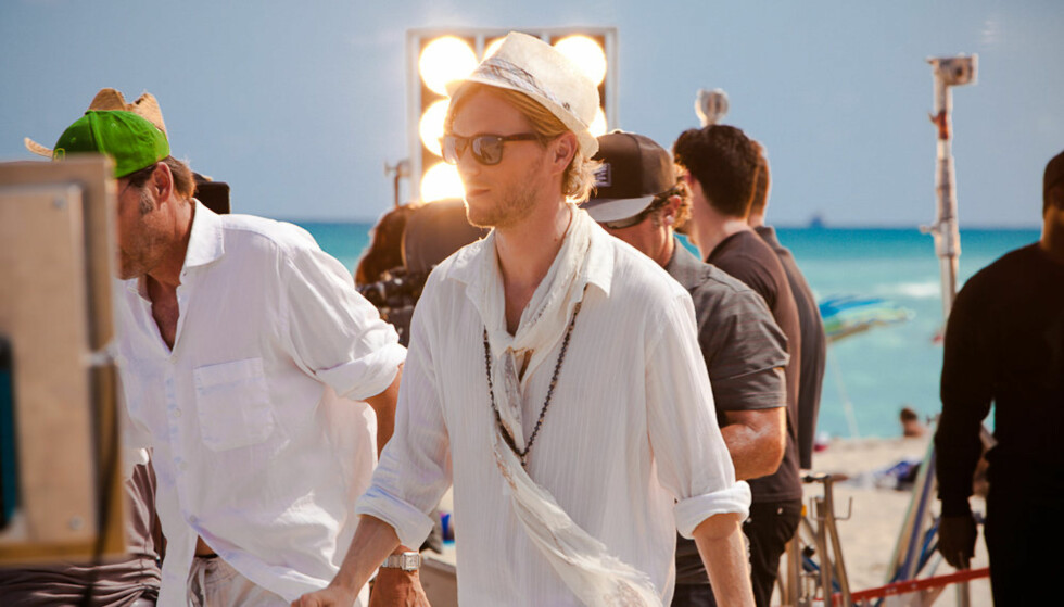 SOLO-KONKURRANSE: Den norske musikkvideoregissøren samarbeider med Solo i konkurransen. Foto: Michael Raveney