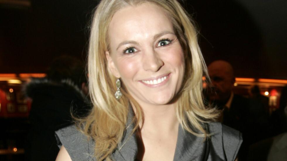 NYTT EVENTYR: Line Victoria Husby slutter i TV-jobben for å reise jorden rundt med kjæresten.  Foto: Stella Pictures