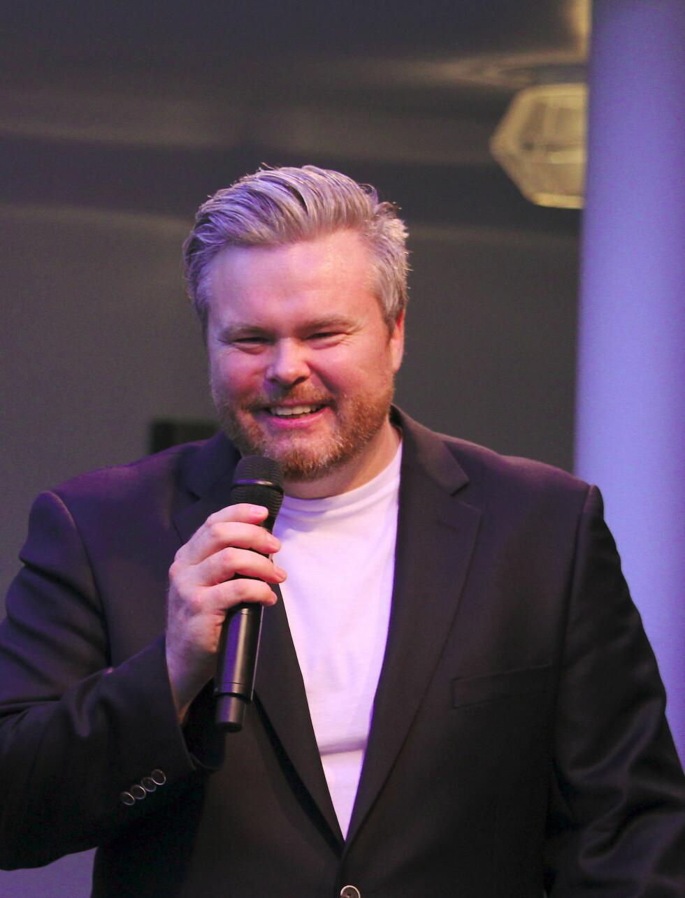DELTAKER 4: Den ruvende musikalstjernen Rein Alexander. Foto: Tore Skaar/Se og Hør