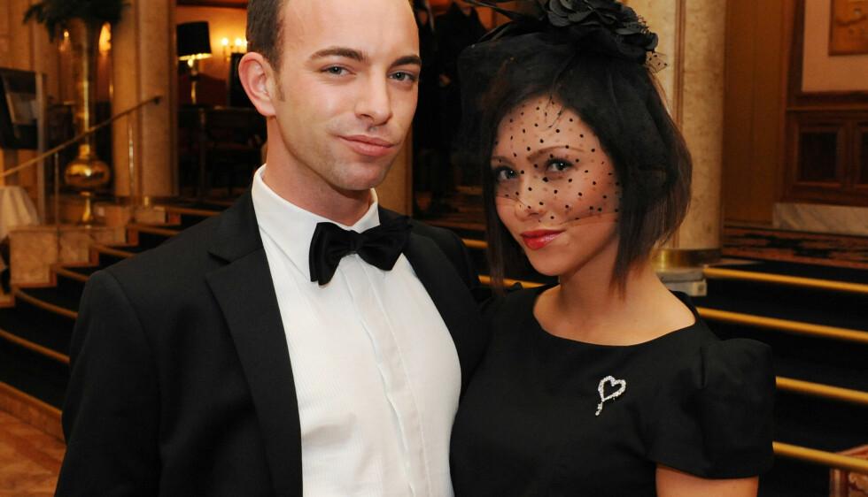 BRUDD: Kim-Daniel Sannes og kjæresten Nicoline Blixhavn Nagelstad er ikke lenger et par. Foto: Stella Pictures