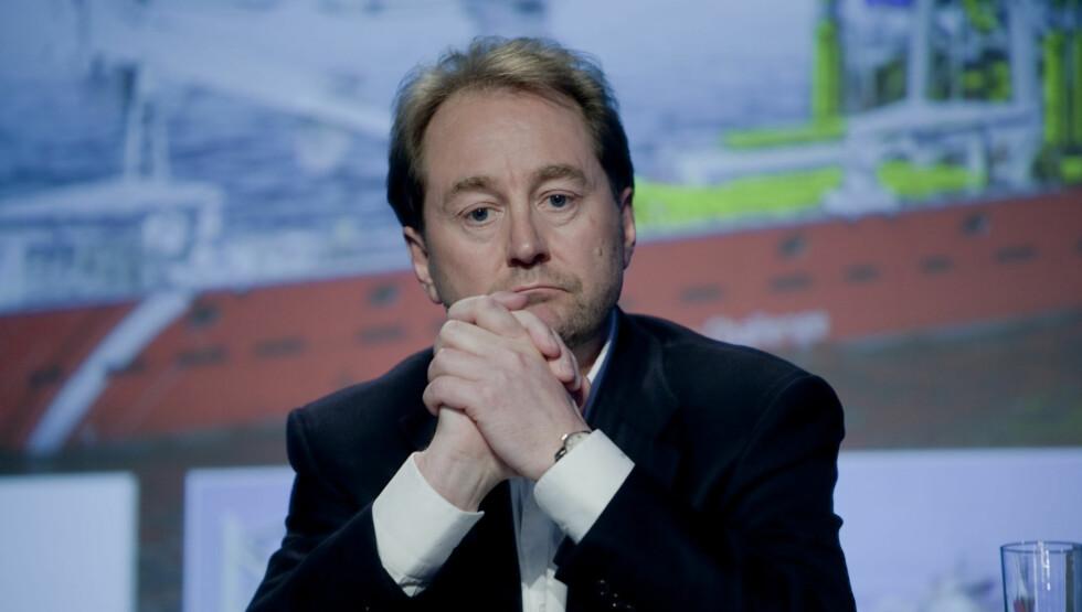 KREVER 1,7 MILLIARDER: Orveland mener Røkke har lovt ham verdien av 10 prosent av aksjene hans. Røkke blir oppgitt av kravet. Foto: NTB scanpix