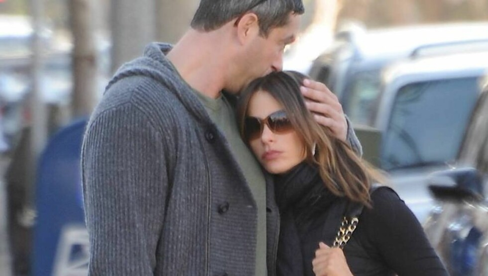 FORHOLDET TOK SLUTT: Ifølge New York Post er det slutt mellom Sofia Vergara og hennes kjæreste Nick Loeb. Foto: All Over Press