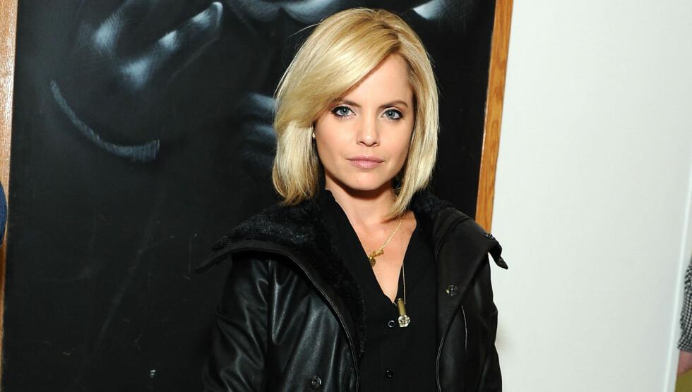 VÆRT GIFT FØR: Mena Suvari var tidligere gift i 2000-2005 med tyske filmfotograf Robert Brinkmann.