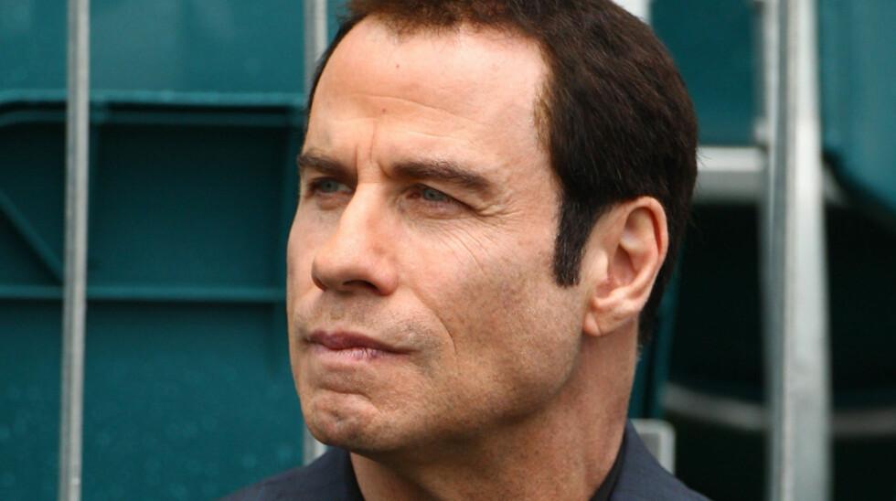 <strong>SAKSØKT:</strong> John Travolta blir saksøkt av to menn som hevder stjernen trakasserte dem seksuelt.  Foto: All Over Press